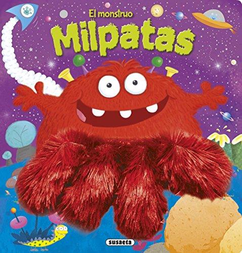 El monstruo milpatas (Patitas) por S.A. (SUSAE) Susaeta Ediciones