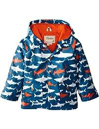 Hatley Boys Raincoat - Lots Of Sharks - Imperméable - Garçon