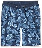 s.Oliver Boy's 63.805.75.2345 Shorts, Dark Blue AOP 58B9, 92 cm