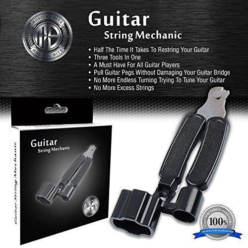 Guitar String Mechanic - Premium...