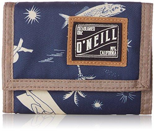 O 'Neill BM PocketBook Wallet port Monnaies, hombre, Bm pocketbook wallet, Blue...