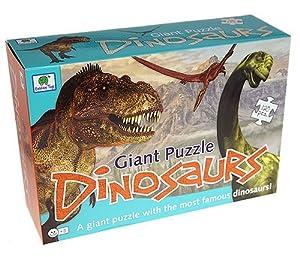 Barbo Toys Classic - Puzzle de suelo Dinosaurios (5942)