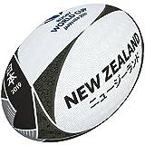Gilbert Coupe du Monde de Rugby Japon 2019Nouvelle-Zélande Supporter Boule 5 Multicolore