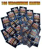 Topps - Star Wars Force Attax - SERIE 4 - 100 verschiedene Base Karten