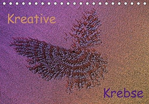 Krebs Kleines Poster (Kreative Krebse (Tischkalender 2018 DIN A5 quer): Kleine Krebse verwandeln einen Sandstrand zu einer Kunst-Ausstellung (Monatskalender, 14 Seiten ) ... [Kalender] [Apr 01, 2017] Eppele, Klaus)