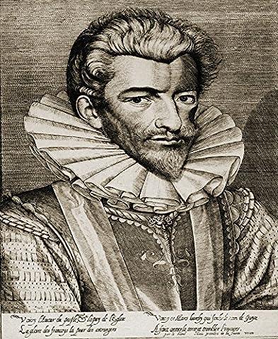 Ken Welsh / Design Pics – Henri De Lorraine Duc De Guise 1550-1588. From An Engraving By Le Blond Photo Print (66.04 x 81.28 cm)