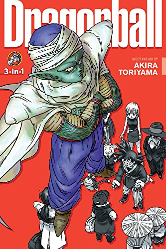 DRAGON BALL 3IN1 TP VOL 05 (Dragon Ball (3-in-1 Edition))