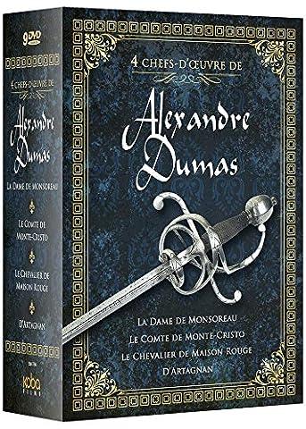 Eleonora Rossi Drago - 4 Chefs-d'oeuvre De Alexandre Dumas: La Dame