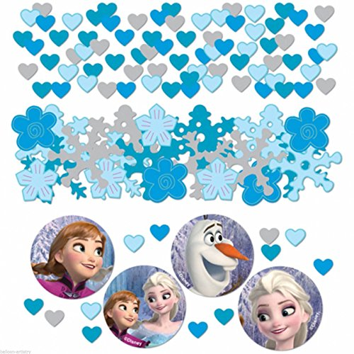 Disney Amscan International Frozen-Konfetti-Pack