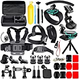 Soft Digital 50 in 1 Accessori Kit per Gopro Hero 6 5 4 3+ 3 2 1,...