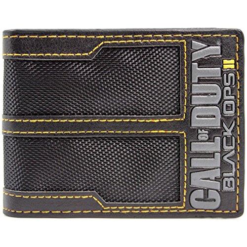 Activision Call of Duty Black Ops Schwarz Portemonnaie (Black Kostüme Ops)