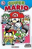 SUPER MARIO T.06 : MANGA ADVENTURES by YUKIO SAWADA