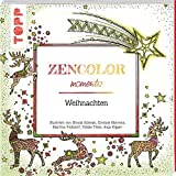 Zencolor moments Weihnachten: (Ausmalen für Erwachsene)
