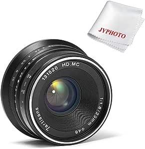 7artisans 25 Mm F1 8 Manual Focus Lens For Fuji Camera Camera Photo
