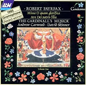 Fayrfax: Complete Works, Vol.1