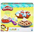 Hasbro Play-Doh Playful Pies Set - Multi-Colour