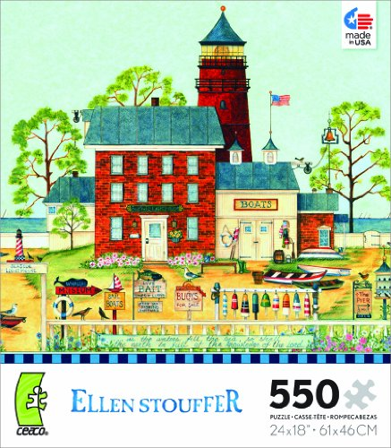 ellen-stouffer-the-lighthouse-jigsaw-puzzle-by-ceaco