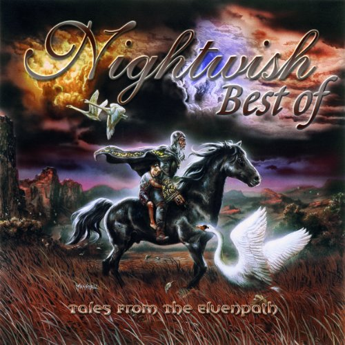 Nightwish: Tales from the Elvenpath-Best of (Audio CD)