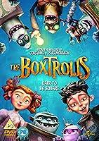 The Boxtrolls [DVD] [2014]