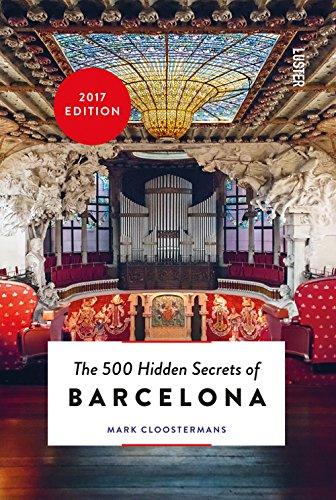 500 Hidden Secrets Of Barcelona por Vv.Aa.