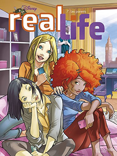 Real Life, Tome 7 : Les parents