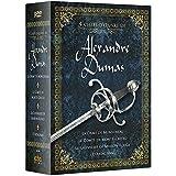 4 chefs-d'oeuvre de Alexandre Dumas: La Dame de Monsoreau + Le Comte de Monte-Cristo + Le chevalier de Maison Rouge + D'Artagnan
