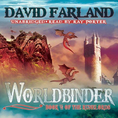 Worldbinder  Audiolibri