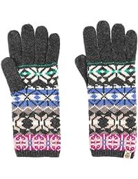 Guantes de Punto Jacquard by Roeckl guantes con dedosguantes de mujer guantes con dedos