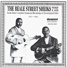 Beale Street: Complete Paramount Recordings by Beale Street Sheiks (1996-01-10)