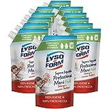 Lysoform Ecoricarica Sapone Mani Fresh, Confezione Risparmio da 6 Litri