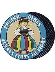 Helikon Polish Girls Always First To Fight Parche Azul