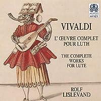 Vivaldi: L'œuvre complète pour luth