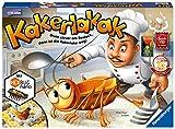 Kakerlakak Brettspiel von Ravensburger - 22212 / Das lustige Reaktionsspiel für die ganze Familie