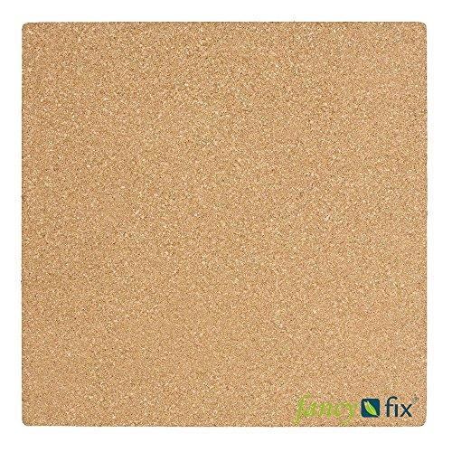 fancy-fix-self-adhesive-natural-cork-tile-sticker-bulletin-board-decal-30cm-x-30cm-5-sets-pack