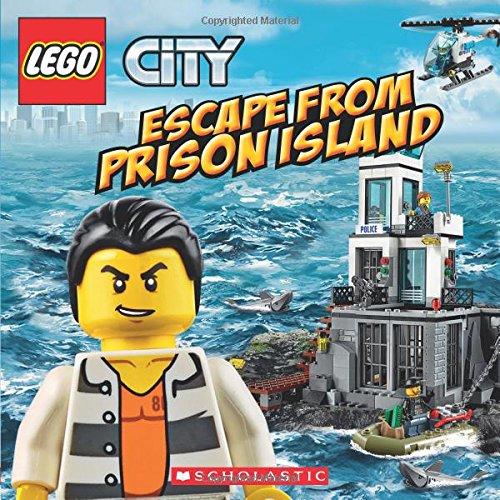 Escape from Prison Island (Lego City: 8x8) por J. E. Bright