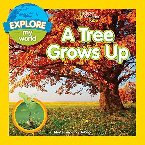 A Tree Grows Up (Explore My World) [Idioma Inglés]