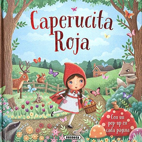 Caperucita Roja (Libro pop-up) por Susaeta Ediciones S A