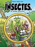 Les insectes en bande dessinée, Tome 1 :