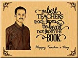 Teacher's Day Gift - Personalized Wooden...