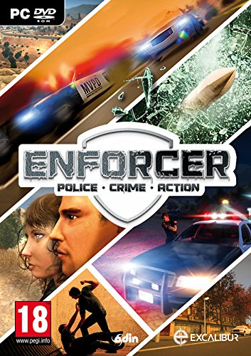 Enforcer - Police, Crime, Action (PC) [Edizione: Regno Unito]