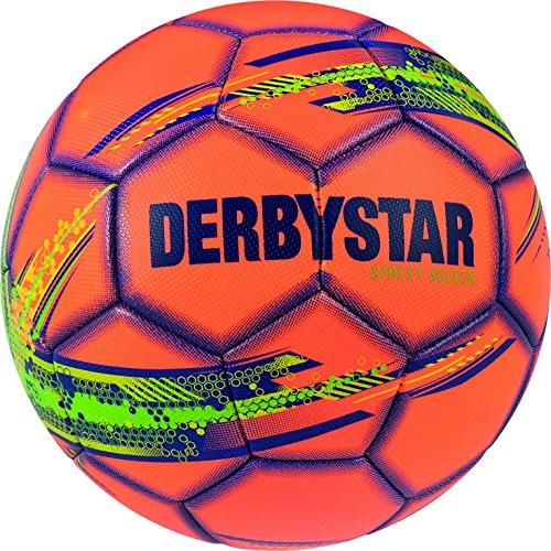 Derbystar Street Soccer, 5, orange grün blau, 1533500746