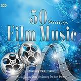 3 CD 50 Colonne Sonore. Versioni strumentali non originali eseguite da Orchestra o Pianoforte o Chitarra Acustica