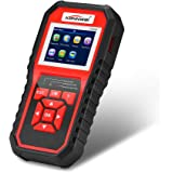 KONNWEI OBDII Scanner Code Reader (KW850) Professional OBDII Anto Scanner Car Diagnostic Check Engine Light Scan Tool for All