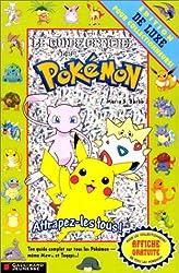 Guide Officiel Des Pokemon