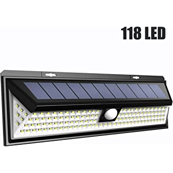 Solar Security Lights Zanflare 71 Led Outdoor Solar