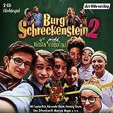 Burg Schreckenstein 2 - küssen (nicht) verboten: Filmhörspiel (Schreckenstein - Die Filmhörspiele, Band 2) - Oliver Hassencamp