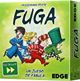 Fast Forward Fuga, Juego de Mesa (Edge Entertainment EE2FFW03)