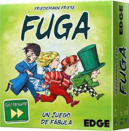 Edge Entertainment- Fuga