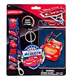Joy Toy- Set con Lanyard Pass e Portachiavi Cars 3 per Bambini, 96127