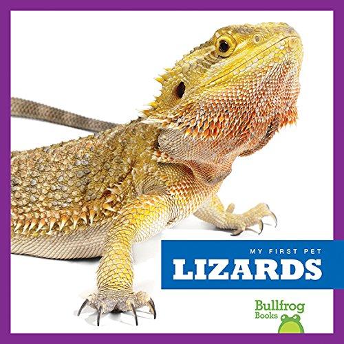 Lizards (My First Pet) -